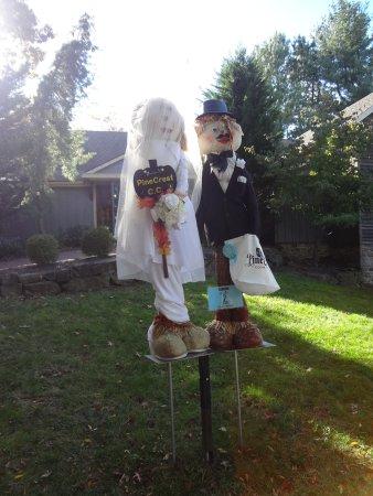 Lahaska, PA: Les mariés