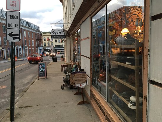 Peekskill, Nowy Jork: So much to see here, worth the trip.