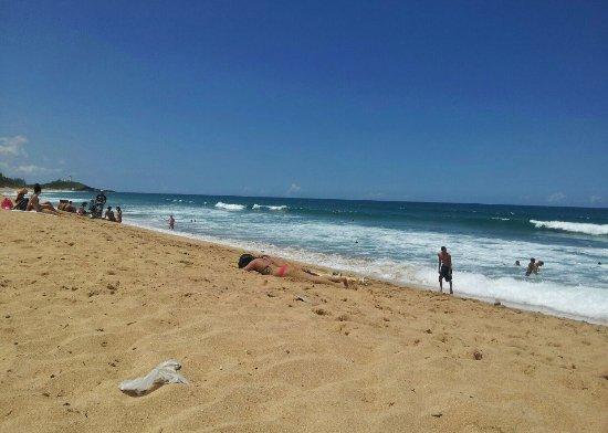 Caza Y Pesca Beach