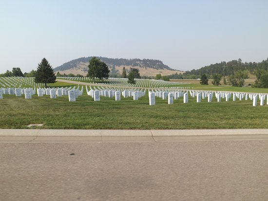 Sturgis, Dakota do Sul: Black Hills National Cemetery