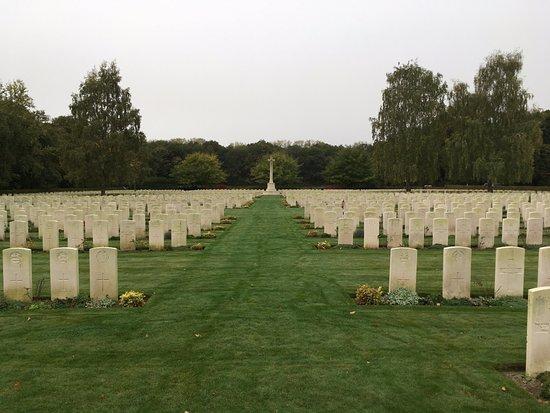 Vleteren, België: Dozinghem Military Cemetery