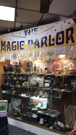 The Magic Parlor