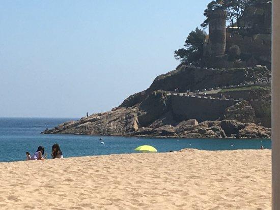 Golden Bahia de Tossa : Beautiful Tossa De Mar