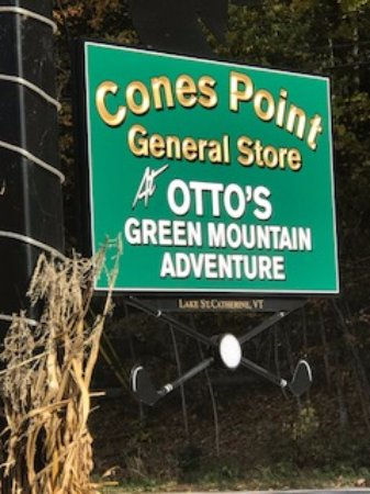 Pawlet, VT : Sign outside store