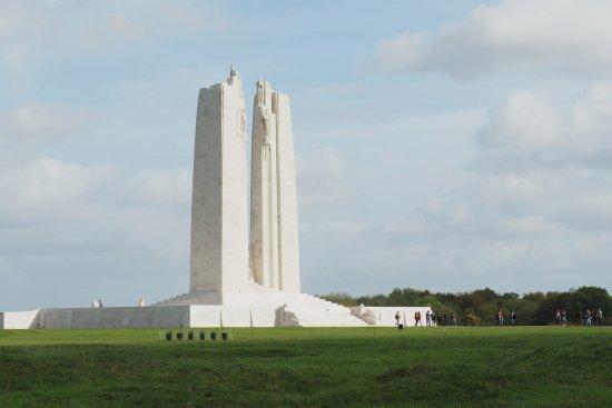 Miraumont, فرنسا: Vimy Ridge Memorial