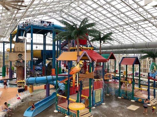 Big Splash Adventure Indoor Waterpark & Resort 사진