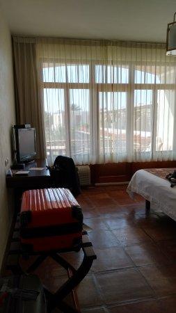 La Hacienda Bahia Paracas: Vista do quarto