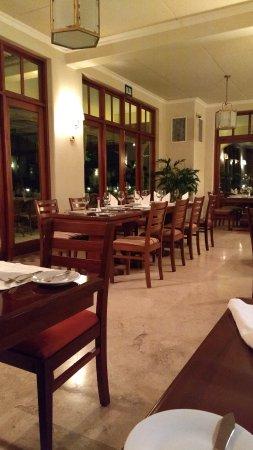 La Hacienda Bahia Paracas: Restaurante