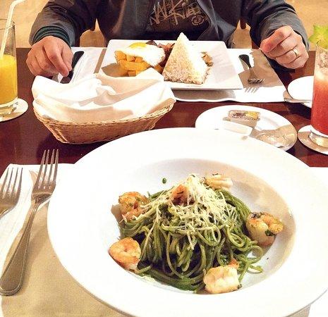 La Hacienda Bahia Paracas: Jantar maravilhoso!