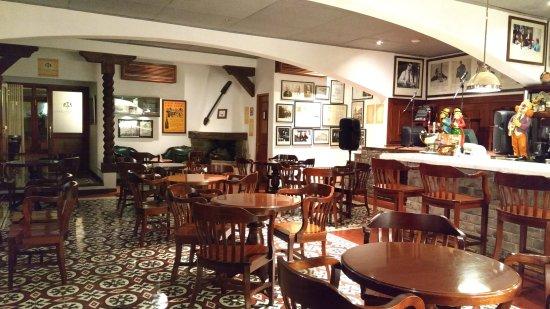 La Hacienda Bahia Paracas: Bar