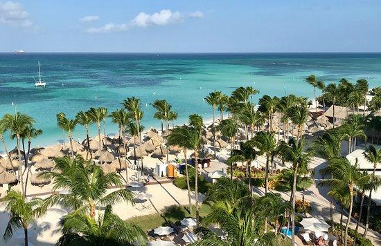 Best Lunch Palm Beach Aruba
