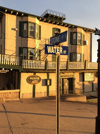 The Gananoque Inn and Spa: Inn