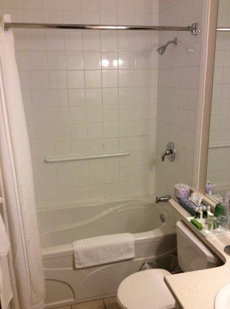 The Gananoque Inn and Spa: Bathroom