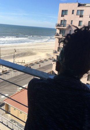 Allegria Hotel: Very nice beach side view
