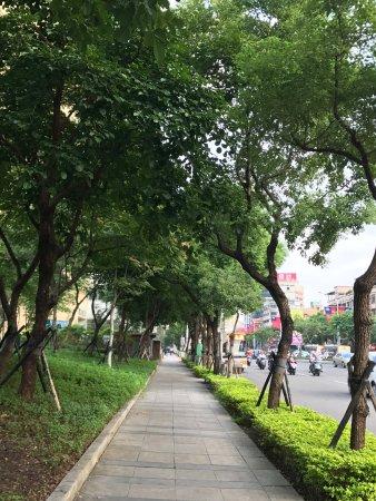 Sinban Wanping Metropolitan Park