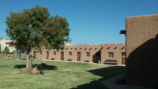 El Paso County, CO: View of Barracks