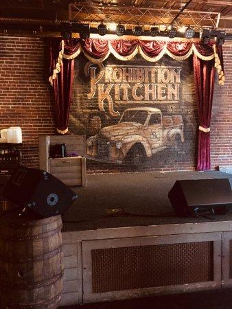Foto de prohibition kitchen saint augustine a panoramic for Prohibition kitchen st augustine