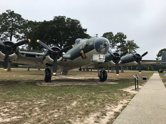 Air Force Armament Museum: photo1.jpg