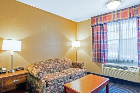Arkadelphia, Αρκάνσας: Guest room