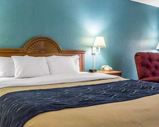 Circleville, OH: Guest Room