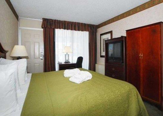 Crawfordsville, IN: Guest Room