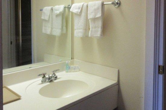 Lavonia, GA: Bathroom in guest room
