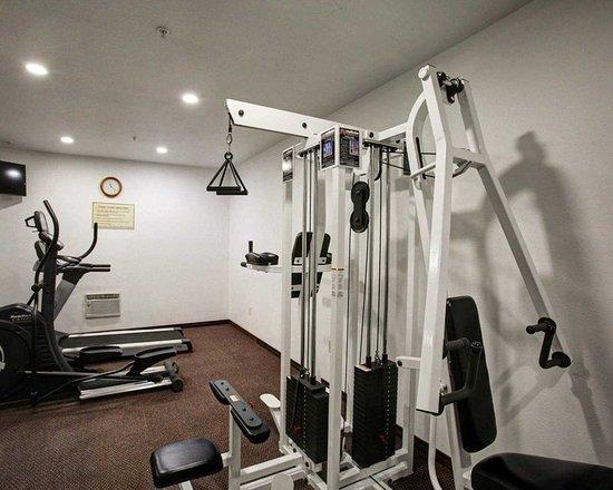 Rockdale, TX: Exercise Room