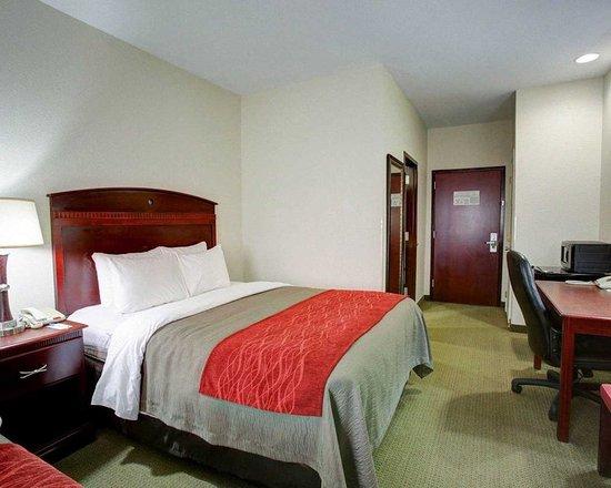 Rockdale, TX: Guest Room