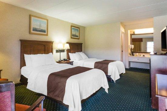 Quality Inn Easton : Guest room