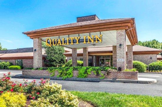 Quality Inn Easton : Exterior