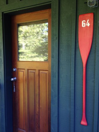 Middle Beach Lodge: Unit numbers