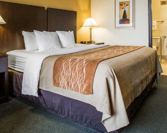Jonesville, NC: Guest Room