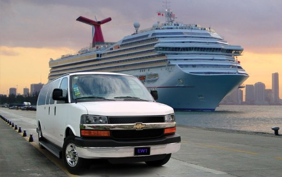 South Florida, FL: Port Transportation to or from airport and hotels.