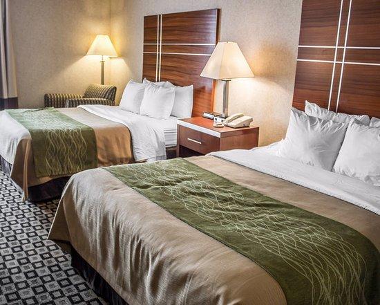 Clarion, Pensylwania: Guest Room