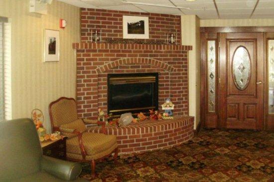 Grayson, Kentucky: Hotel lobby