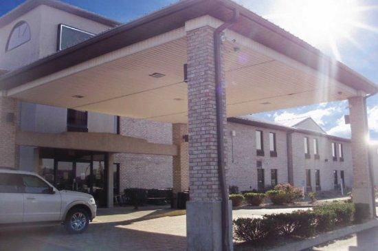 Grayson, Kentucky: Hotel exterior