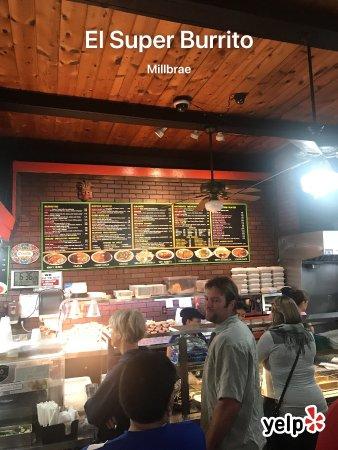 Mexican Restaurant Millbrae