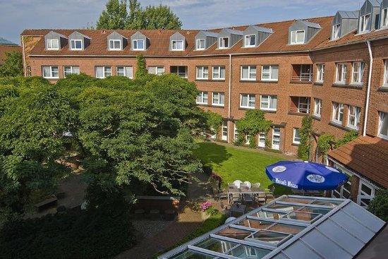 GHOTEL hotel & living Kiel: Property area image