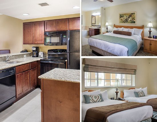 Wyndham Cypress Palms: Two Bedroom Condo
