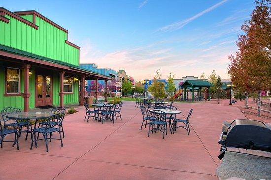 Overgaard, Arizona: WorldMark Bison Ranch Exterior