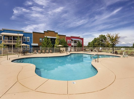 Overgaard, AZ: WorldMark Bison Ranch Pool