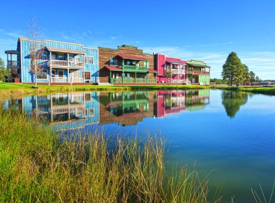 Overgaard, AZ: WorldMark Bison Ranch Exterior