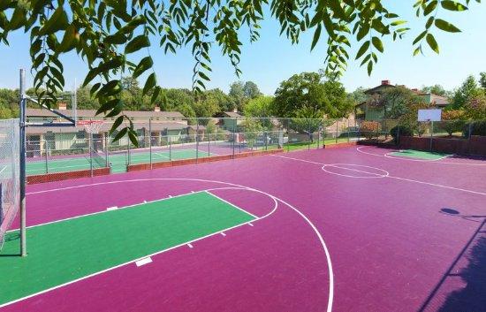 Angels Camp, Калифорния: Basketball Courts