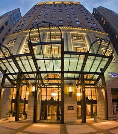 Marriott Downtown Philadelphia Restaurants Nearby