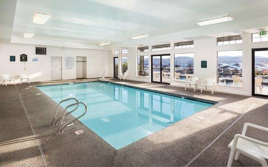 Harrison, ID: WorldMark Arrow Point Indoor Pool