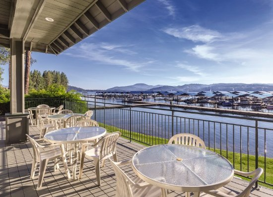 Harrison, ID: WorldMark Arrow Point Deck
