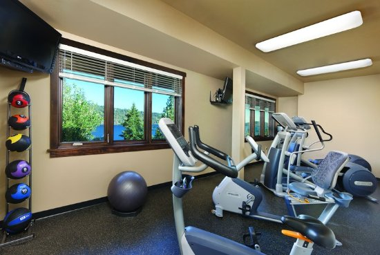 Harrison, Айдахо: WorldMark Arrow Point Fitness Center