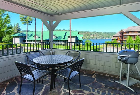 Harrison, ID: WorldMark Arrow Point  Three-Bedroom Deck
