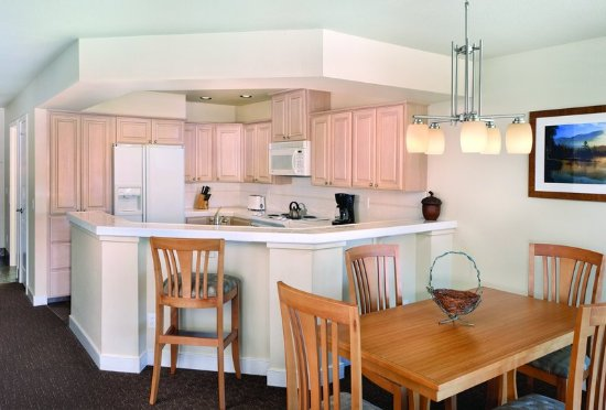 Harrison, ID: WorldMark Arrow Point  Three-Bedroom Kitchen