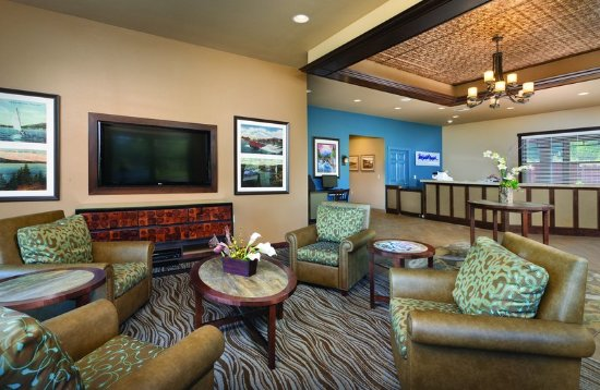 Harrison, ID: WorldMark Arrow Point  Lobby
